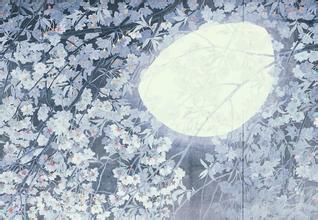 【月光】笙歌,残月(散文诗)